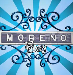 Diseño de logotipo, realización de Intro y Separador para el programa televisivo Moreno Hoy que se emitía en el canal Telered. Año 2009